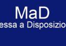 MAD:  Il MIUR autorizza per l'anno scolastico 2020/21 le MAD anche al personale inserito in GPS e GI
